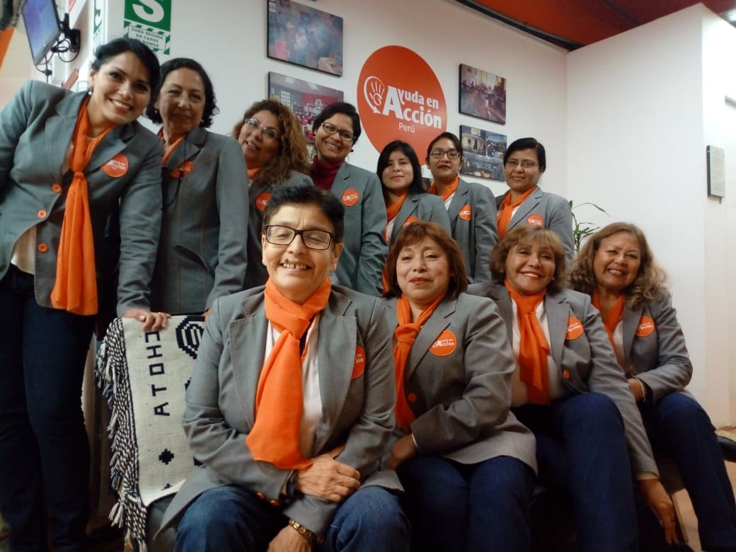 Equipo Ayuda en Acción Perú