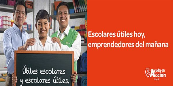 #EscolaresÚtiles: Promoviendo Cultura Emprendedora